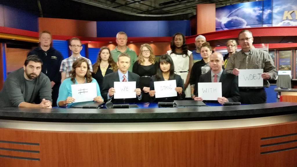 Springfield TV Journalists to Remain in Roanoke for Several
