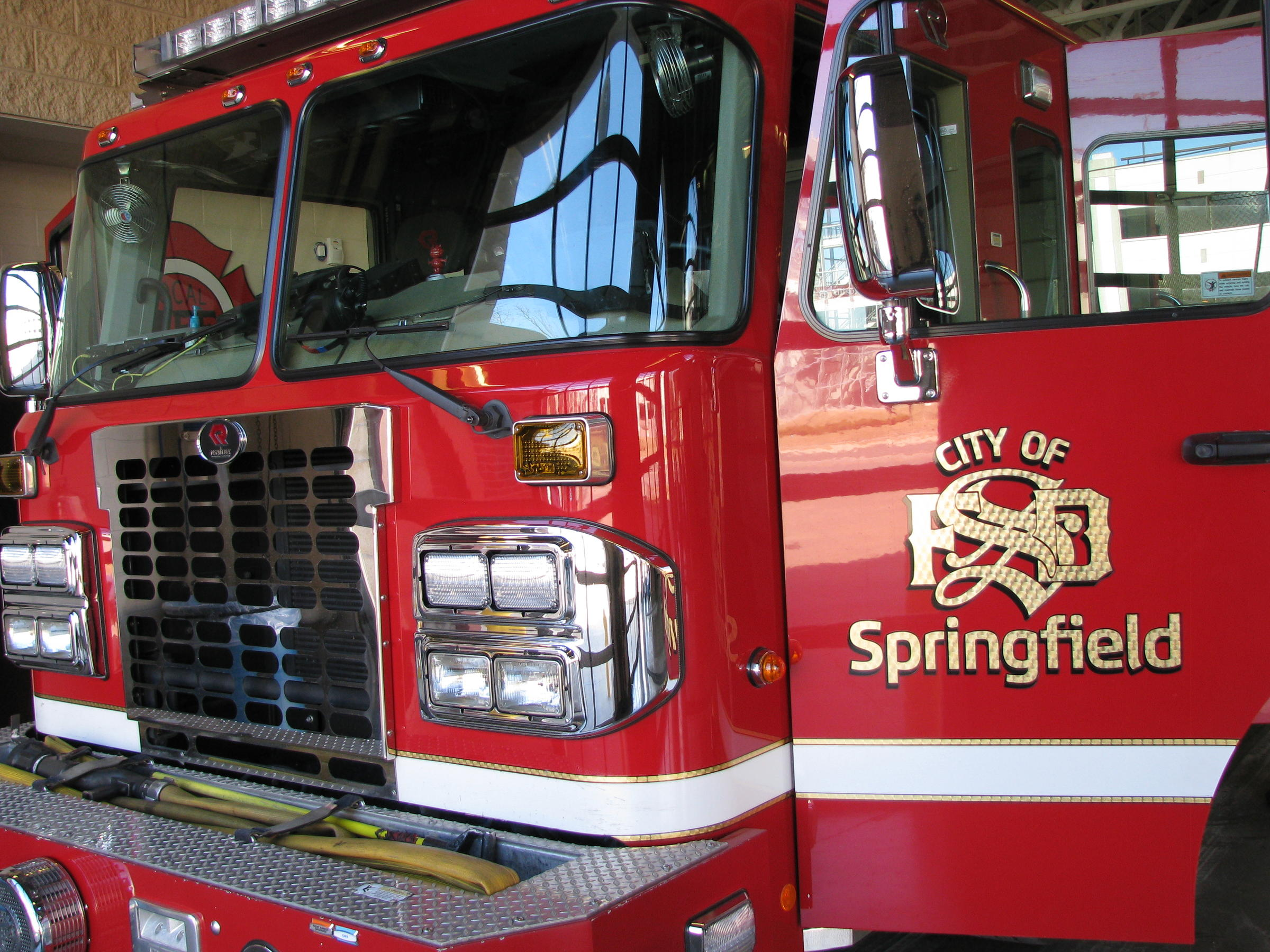 Springfield Fire Department Receives Grant to Add Members, Hopes to Build New Station