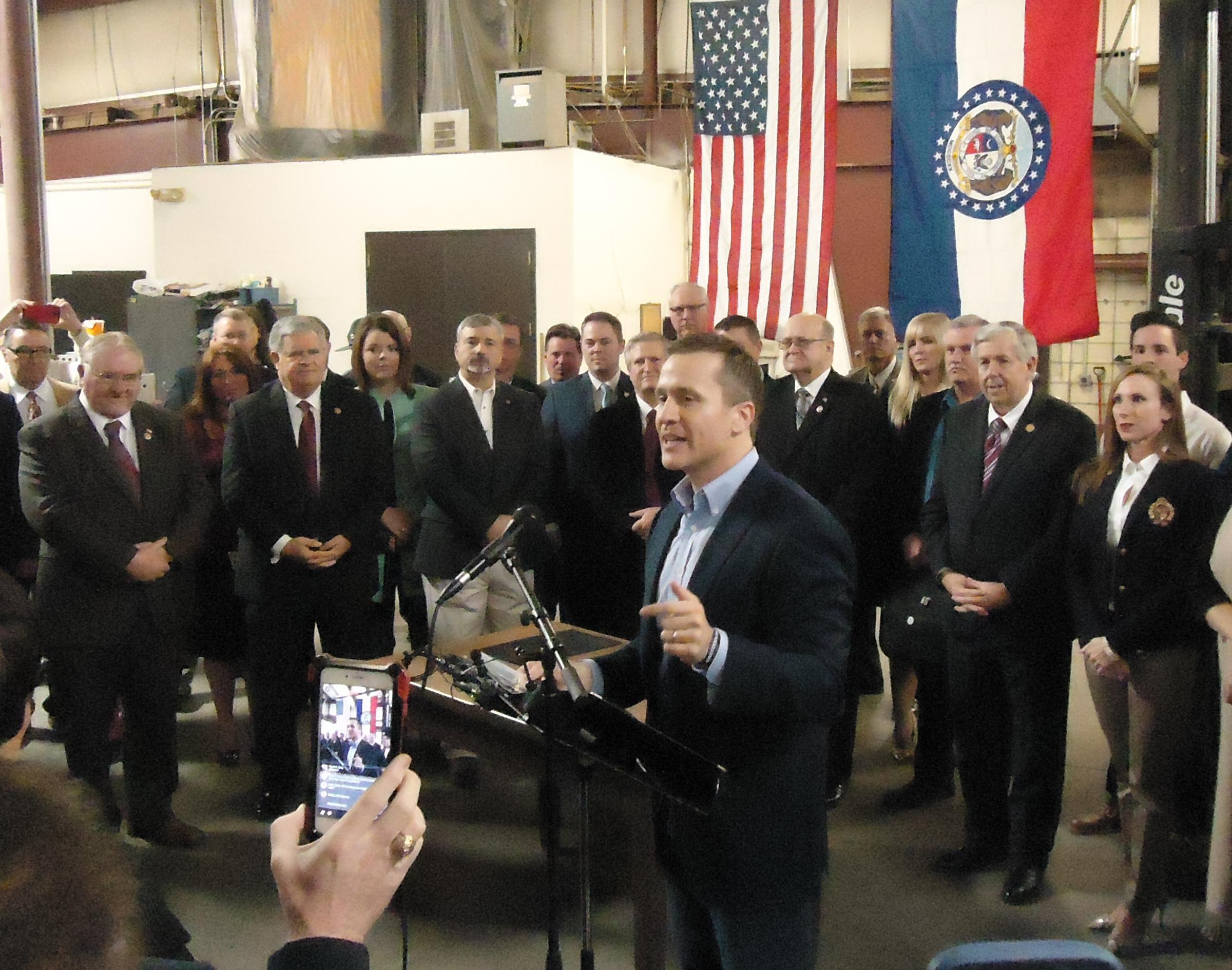 Missouri becomes right-to-work state, leaving IL surrounded