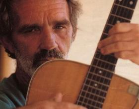 The late J.J. Cale.