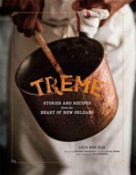 HBO series and New Orleans cuisine come together in Treme.