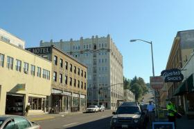 Downtown Astoria, site of Main Street Annual Conference