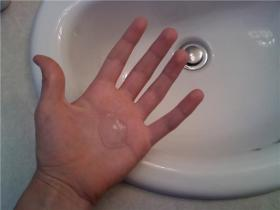 Research raises questions about the safety of a widely used ingredient in antibacterial soaps.
