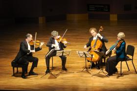Carnegie Hall Live features The Takács Quartet on January 24th.