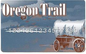Oregon's version of SNAP: the Oregon Trail Card.