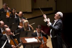 Conductor Robert Spano Leads the Atlanta Symphony
