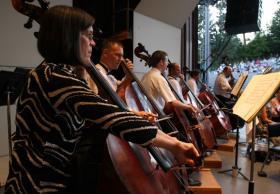 Britt's 2014 Classical Season Opens August 1st Under New Music Director Teddy Abrams