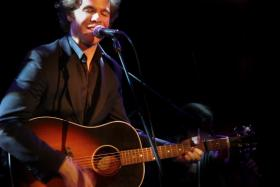 Singer/songwriter Josh Ritter plays Music on the Half Shell in Roseburg on July 29th.