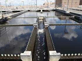 Sewage gets a new life at the Fresno-Clovis Regional Wastewater Reclamation Facility.