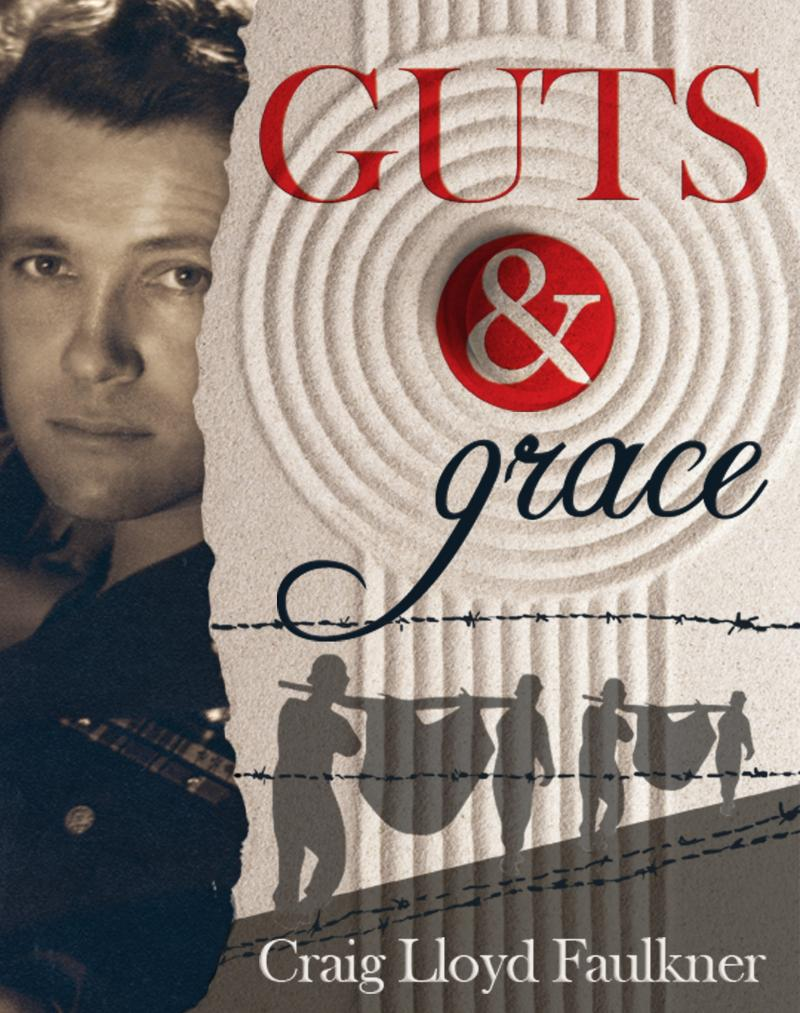 Guts and Grace is a story of survival, forgiveness and spiritual awakening.