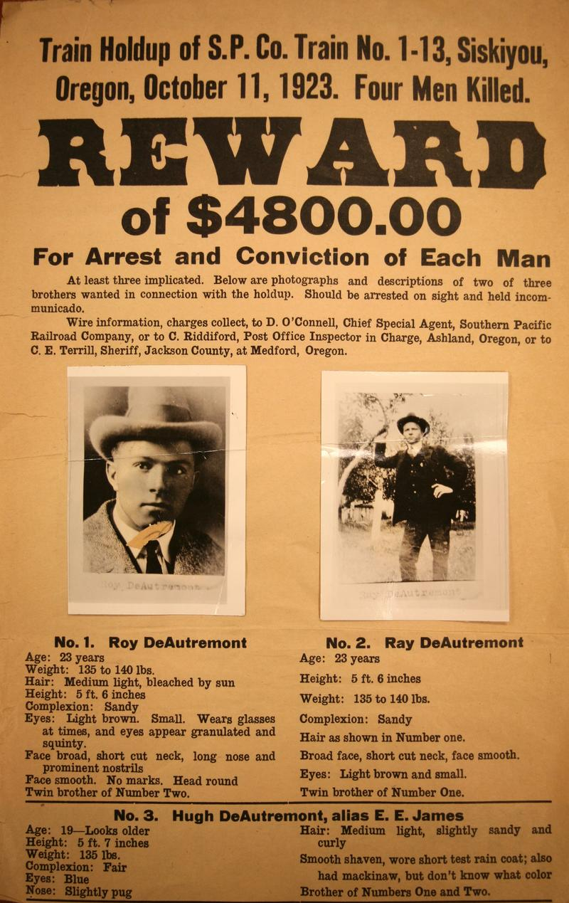 The U.S. government eventually issued 2,265,000 wanted posters printed in English and five other languages which were then distributed internationally.