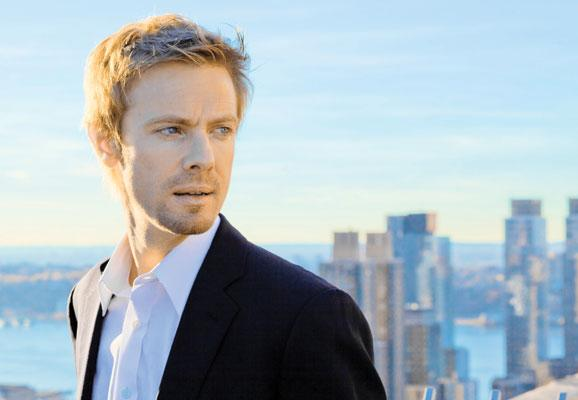 Pianist Andrew von Oeyen performs Prokofiev's Piano Concerto No. 3 on August 2nd