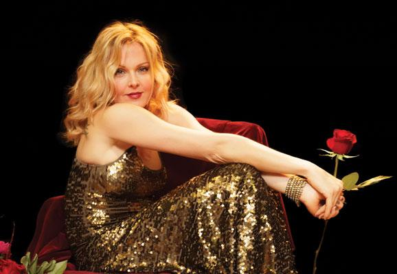 Vocalist Storm Large joins the Britt Orchestra for a special cabaret influenced evening on August 15th