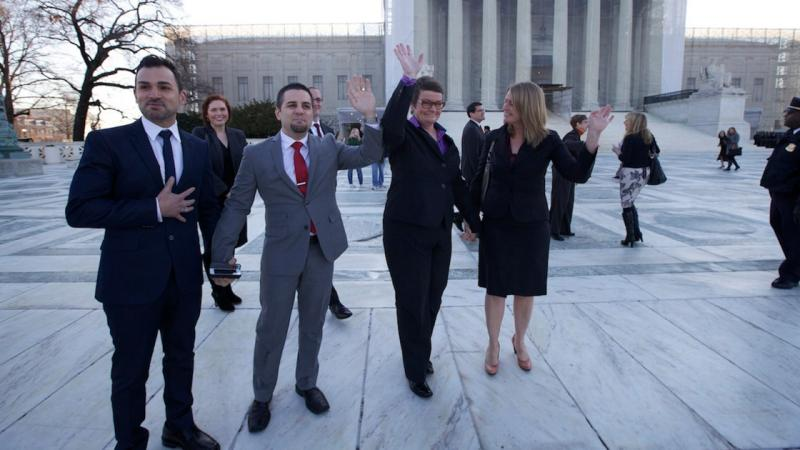 The Case Against 8 gives viewers a behind-the-scenes look inside the case to overturn California's ban on same-sex marriage.