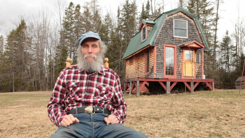 Burt's Buzz, an intimate portrait of the reclusive Burt Shavitz, founder of the all-natural skin care line Burt's Bees.