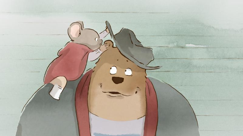 Based on the classic Belgian book series by Gabrielle Vincent, Ernest & Celestine won France's César Award for Best Animated Feature, and has been nominated for Best Animated Feature at the 86th Academy Awards®.