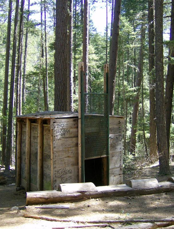The Applegate region of the Siskiyous is home to the only Bigfoot trap in the world; it's found on the Collings Mountain Trail.