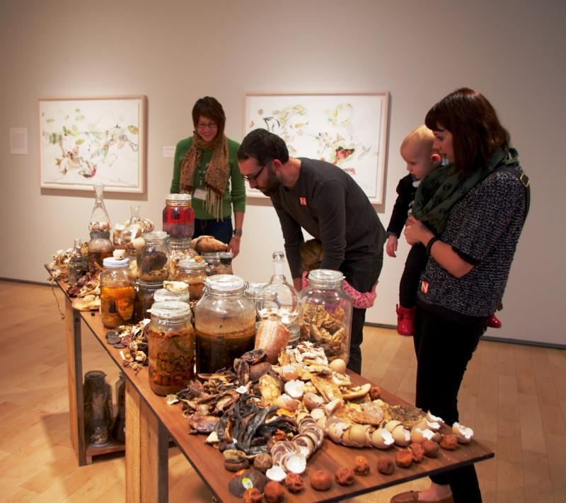 The Nevada Museum of Art in Reno is one of the best art museums in the Northwest.