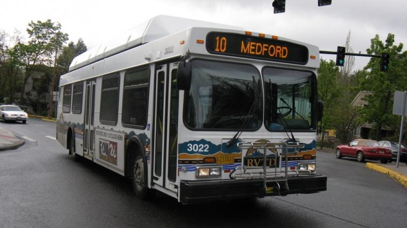 RVTD buses are free on Tuesdays 9/19 and 9/26.