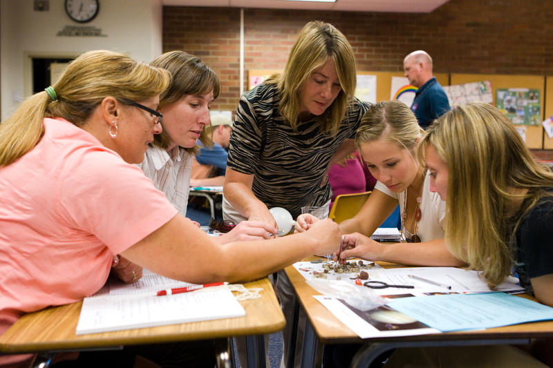 According to the Chair of SOU's School of Education, John King, each year, students in Education programs at SOU contribute over 200,000 hours within our region's public schools.