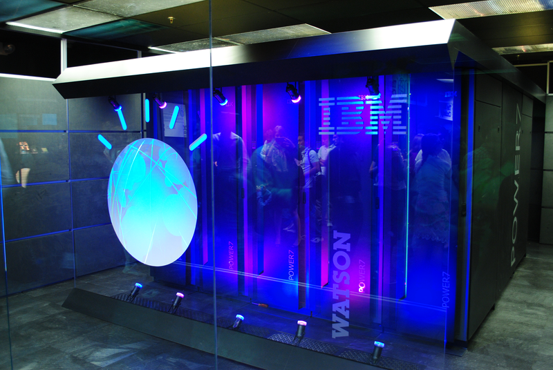 "Unlike many of today's technology users, Watson, an IBM artificial intelligence computer, is capable of ""learning"" as it operates."
