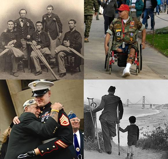 Debt of Honor: Disabled Veterans in American History airs on SOPTV the night before Veterans Day, November 10th, at 8 PM.