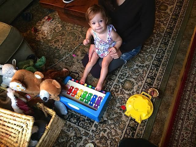 Ivy, 18 months old, was born in a cabin in Talent, Oregon with the help of state-licensed midwives. Her mother had insurance through the Oregon Health Plan, but the application for insurance coverage of her out of hospital birth was denied.