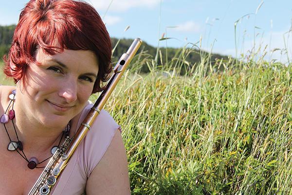 Flutist Rozalind MacPhail