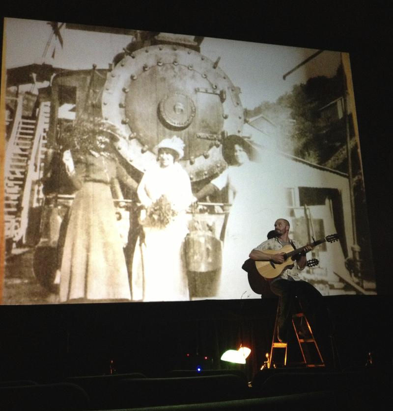 Jeremy Rourke: Live Music and Animations