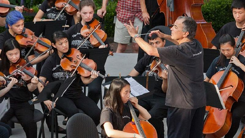 Palo Alto Chamber Orchestra (PACO)