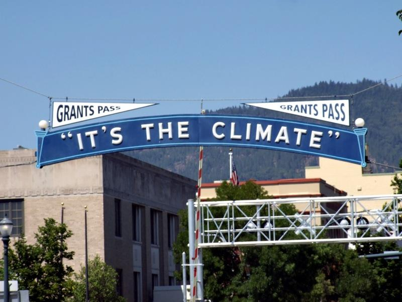 Grants pass to coos bay