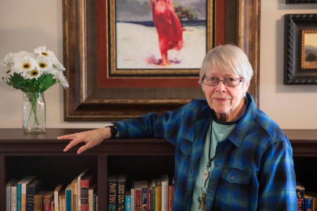 Marilyn Hersey, 79, is one of many Oregonians living with chronic disease. State health officials estimate conditions like diabetes and heart disease cost average Oregonians more than $8 billion a year in medical costs alone.