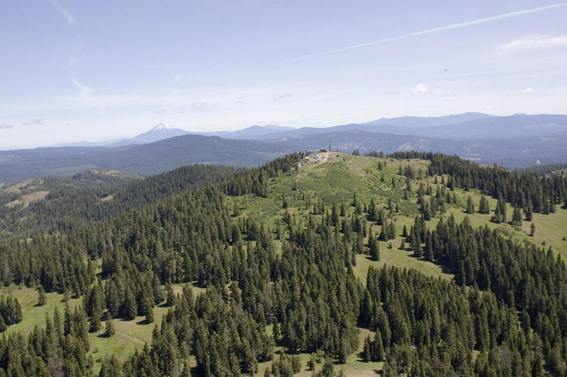 Soda Mountain, in the Cascade-Siskiyou National Monument in southern Oregon.