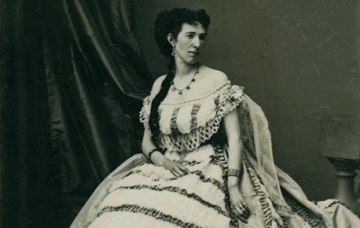 Belle Boyd played a key role in the Civil War.
