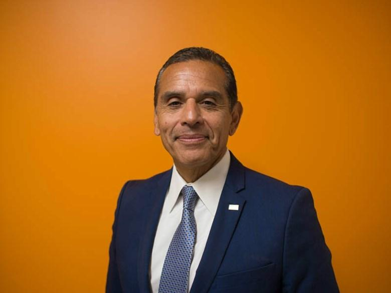 Former Los Angeles Mayor and California gubernatorial candidate Antonio Villaraigosa.