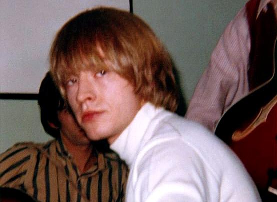 Brian Jones in the mid-60s.