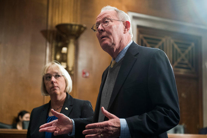 Sens. Patty Murray, D-Wash., and Lamar Alexander, R-Tenn., say they have a tentative agreement to appropriate the subsidies for the next two years.