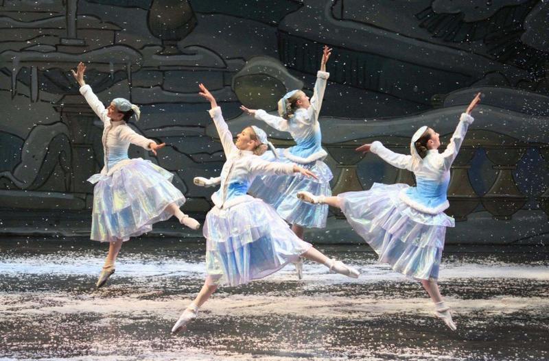 """Eugene Ballet takes """"The Nutcracker"""" on the road in December."""