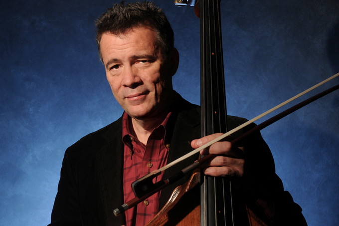 Bassist/Composer Edgar Meyer Headlines the 2018 Britt Classical Festival
