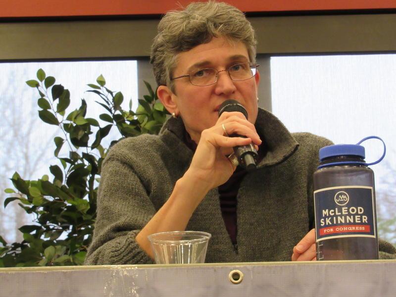 Jamie McLeod-Skinner