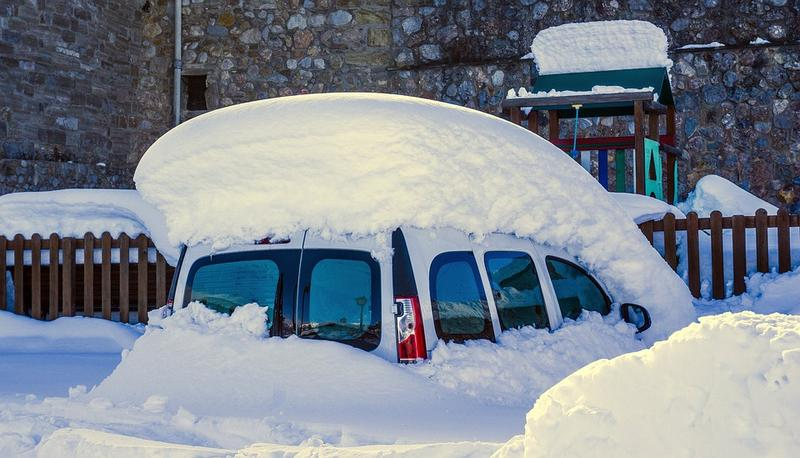 How was the winter for your car?