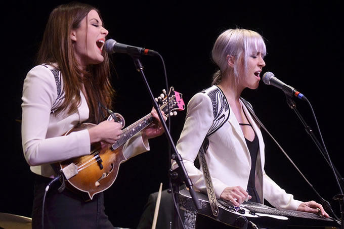 Larkin Poe performs July 3rd to kick off the 2018 Music on the Half Shell season!