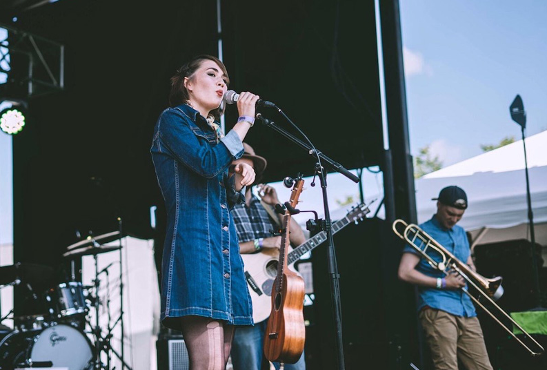 Olivia Millerschin plays the Grants Pass Museum of Art on May 8, Ashland's Brickroom on May 10.