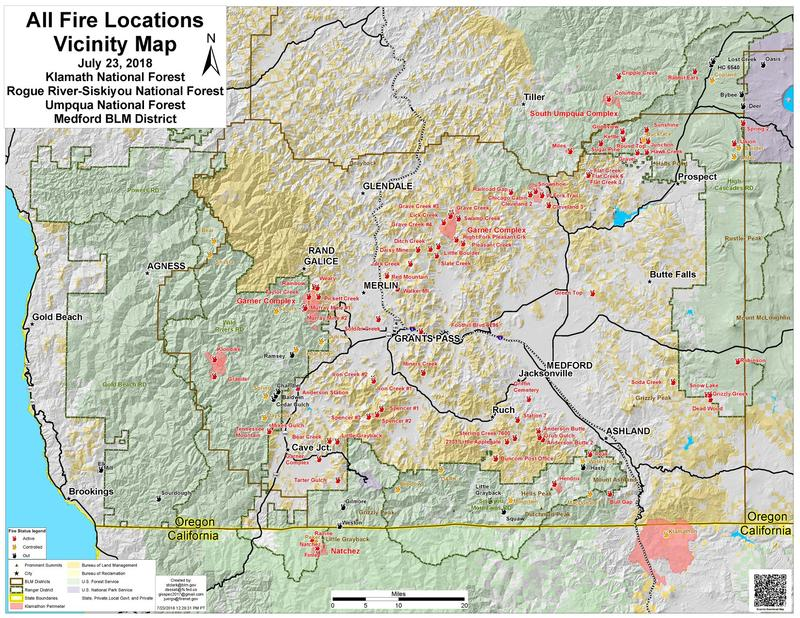 Another Day Another Fire Or Two New Norcal Incidents Jefferson