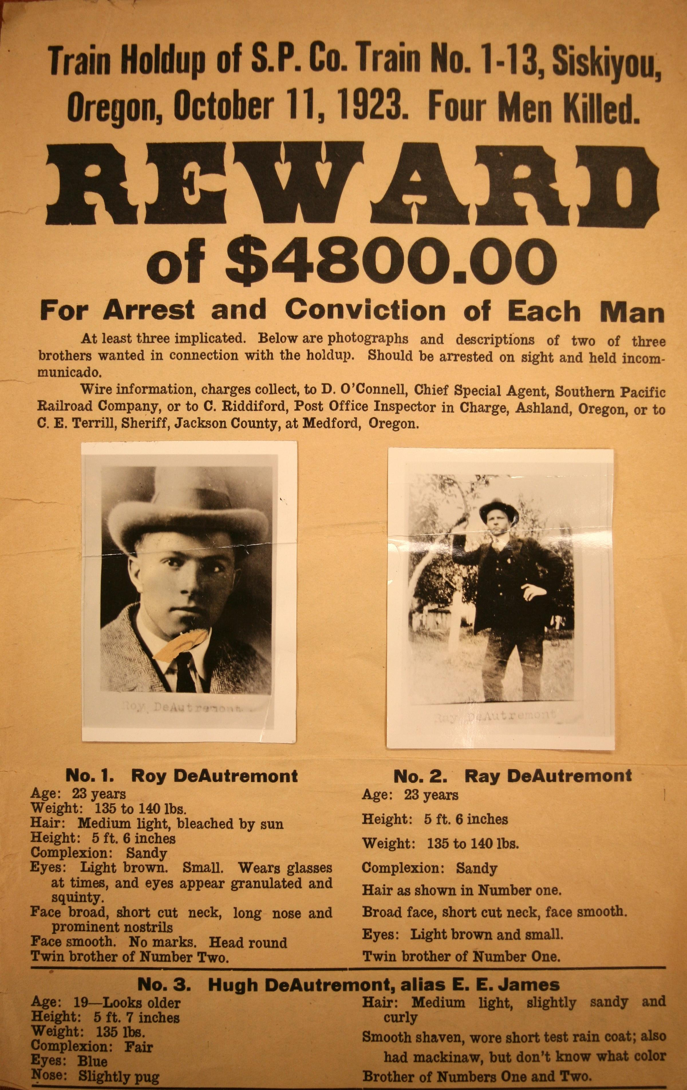 The U.S. Government Eventually Issued 2,265,000 Wanted Posters Printed In  English And Five Other Languages Which Were Then Distributed  Internationally.  Old Fashioned Wanted Poster