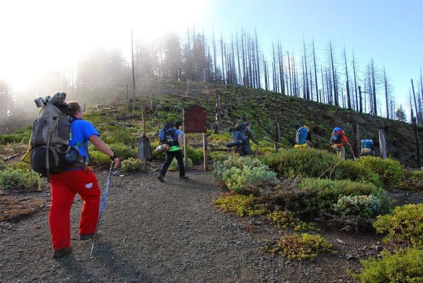 Club de radio aficionado Mt Shasta