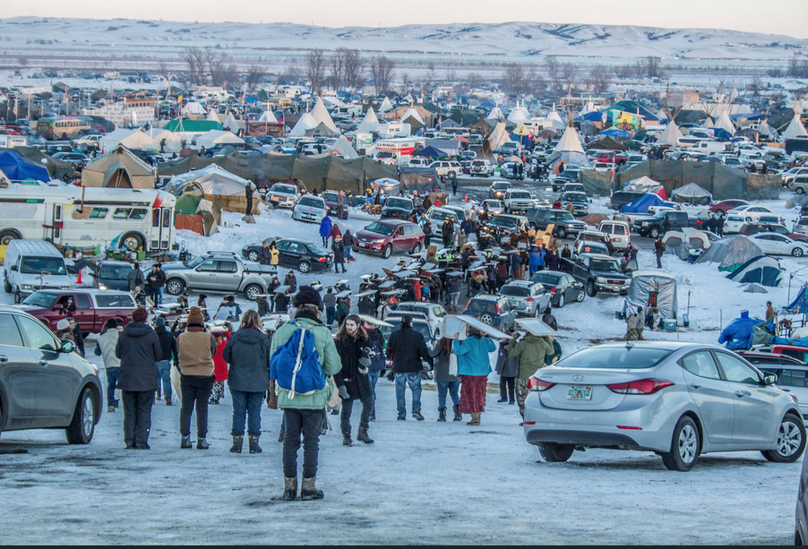 Army Corps told to allow construction of Dakota Access pipeline