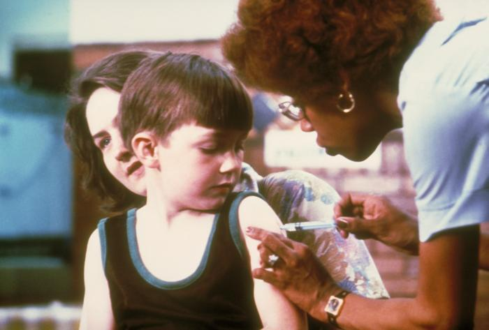 Give California an A for its kindergarten immunization rate