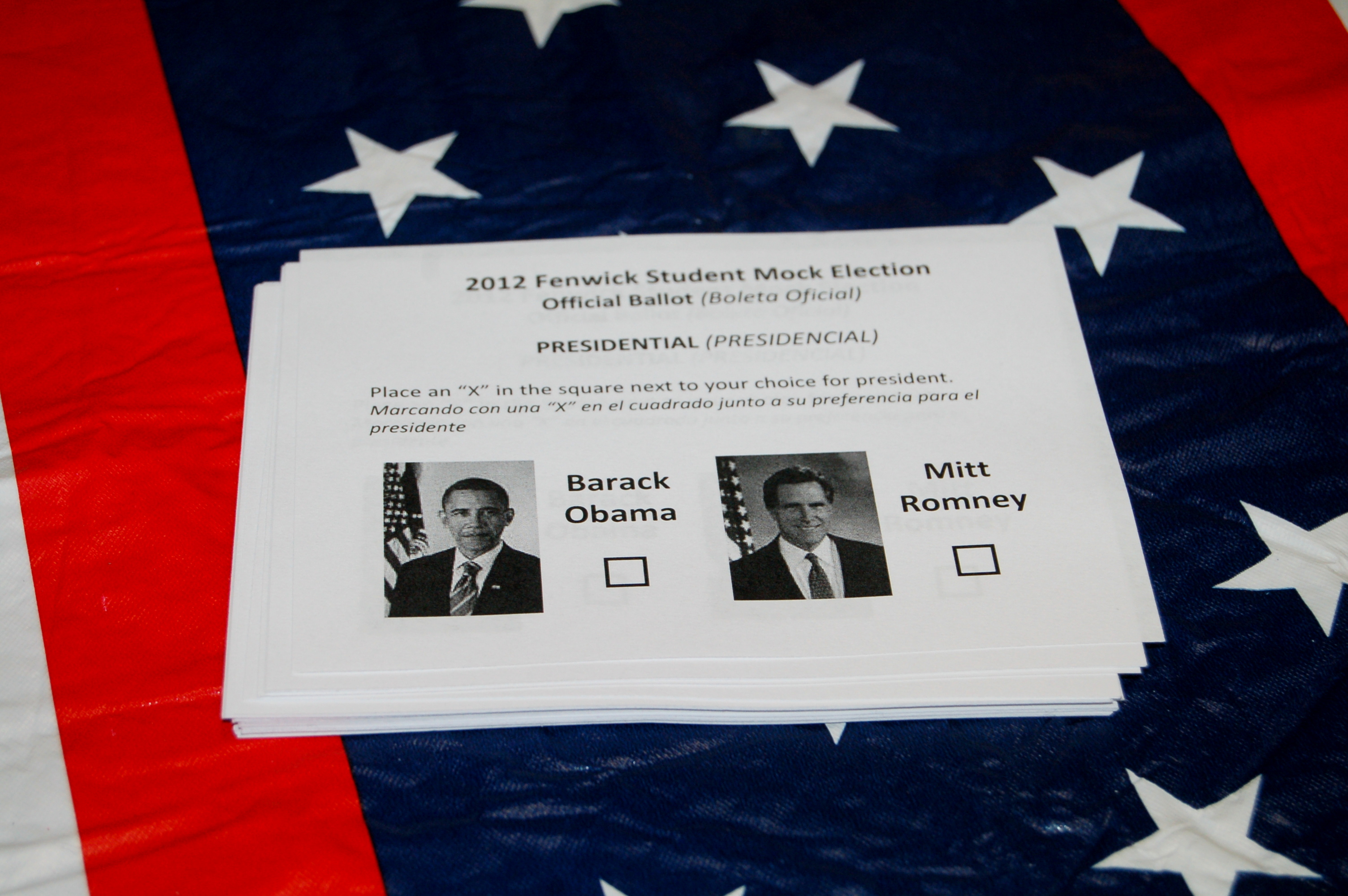 Mock Election Helps Fenwick Elementary Students See Value In Voting