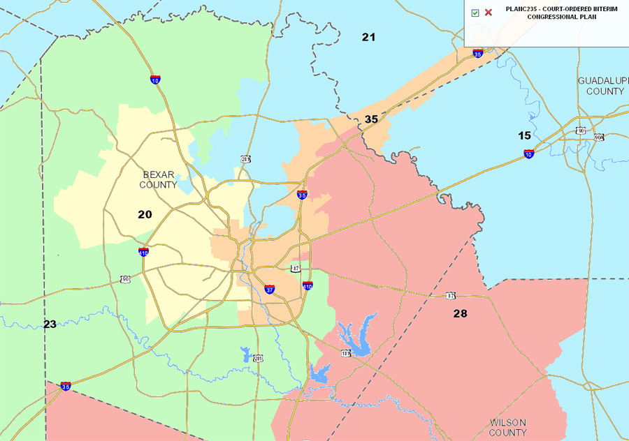 an analysis of the background of one of texass current congressional districts Texas is one of three states with cases in redistricting before the supreme court  while it may not be possible to draw congressional districts with mathematical  background: currently, republicans have a 9-4 congressional-seat  catch up the latest stories, news and analysis from npr politics.